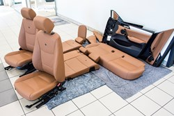 Schmiedmann BMW X3 F25 Leather Cabin 7383