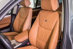 Schmiedmann BMW X3 F25 Leather Cabin 7670