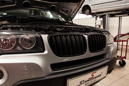 Schmiedmann BMW X3 E83 LCI Styling Project 0022