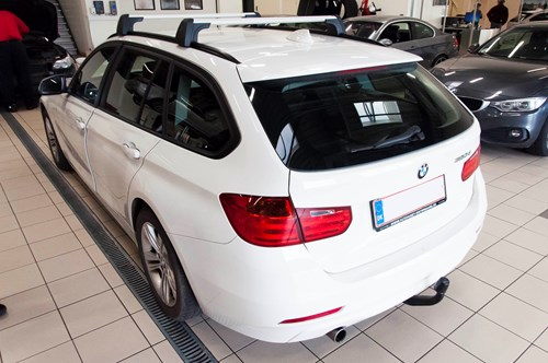 Schmiedmann BMW F31 Tagbraeglign Plus Tagboejler 2