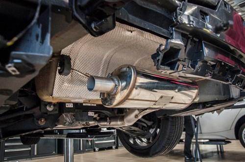Schmiedmann BMW F30 320D N47N Supersprint Bagpotte 0025