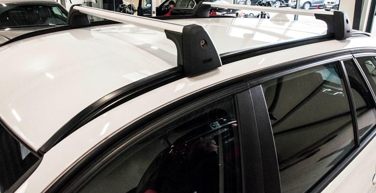 Schmiedmann BMW F31 320D N47N Roof Railings 0010