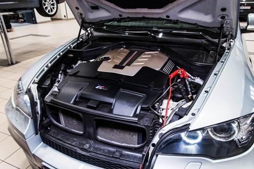 Schmiedmann BMW X6 M E71 S63 0033
