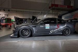 Bmw E46 M3 Time Attack Racer Schmiedmann Sweden Bilsport Messe 01