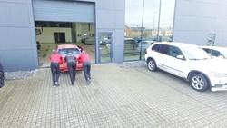 Schmiedmann BMW E30 M3 EVO2 2