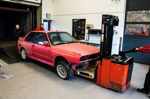 Schmiedmann BMW E30 M3 EVO2 8493