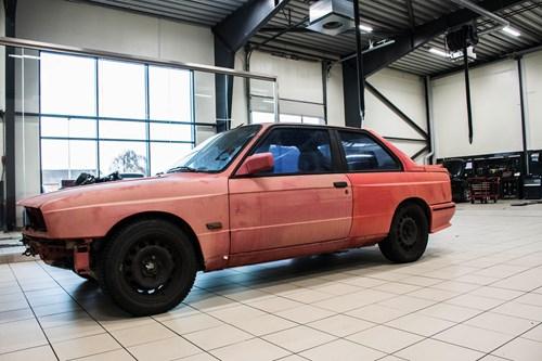 Schmiedmann BMW E30 M3 EVO2 8524