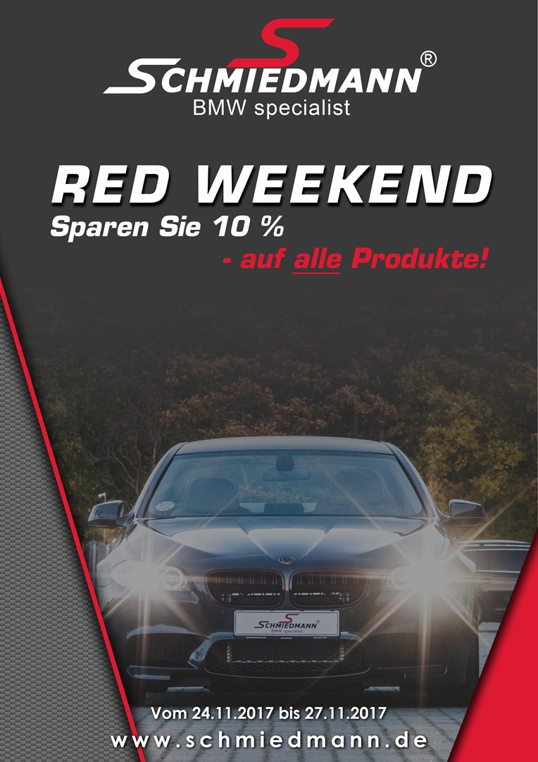 Red Weekend De