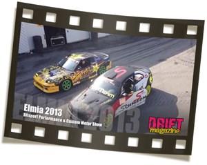 Limmet Drifteam E82 Driftingshow Elmia 2013 Video