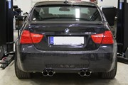 Bmw E90 M3 Supersprint Exhaust 04