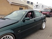Bmw E46 330I Tinna Drifting Race
