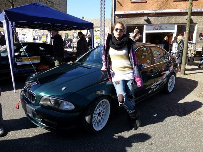 Bmw E46 330I Tinna Drifting Show