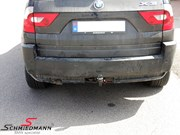 Bmw X3 Westfalia Towing Hitch 07