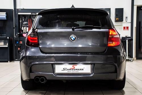 Schmiedmann BMW E81 118D Light Bar Design LED Taillights 8980