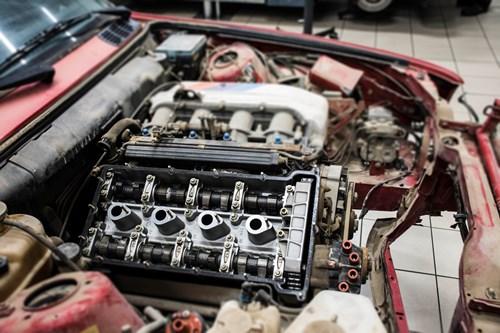 Schmiedmann BMW M3 E30 EVO2 Restoration