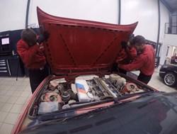 Schmiedmann BMW M3 E30 EVO2 Restoration 1