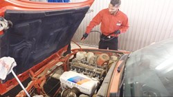 Schmiedmann BMW M3 E30 EVO2 Restoration 2