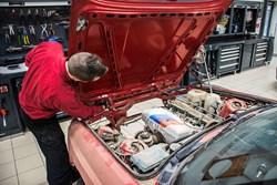 Schmiedmann BMW M3 E30 EVO2 Restoration 8869