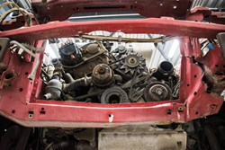 Schmiedmann BMW M3 E30 EVO2 Restoration 8887