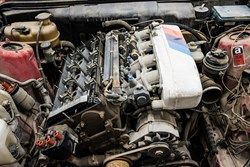 Schmiedmann BMW M3 E30 EVO2 Restoration 8891