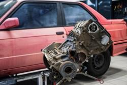 Schmiedmann BMW M3 E30 EVO2 Restoration 8941