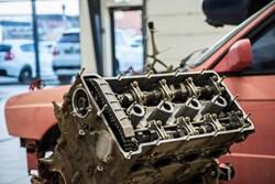 Schmiedmann BMW M3 E30 EVO2 Restoration 8942