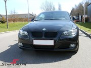 Bmw E93 Black Kidney Set 06