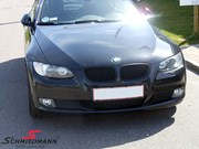 Bmw E93 Black Kidney Set 07