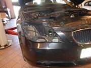Bmw E60 530I Headlights 04