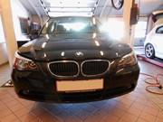 Bmw E60 530I Headlights 05