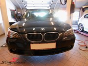 Bmw E60 530I Headlights 05