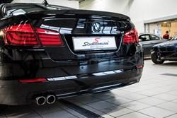 Schmiedmann BMW F10 520D N47T Spoilers 9121