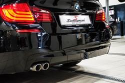 Schmiedmann BMW F10 520D N47T Spoilers 9163