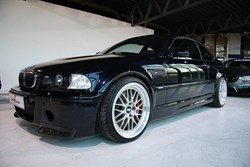 Schmiedmann Sweden BMW M3 HPF Turbo