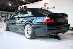 Schmiedmann Sweden BMW M3 HPF Turbo 2
