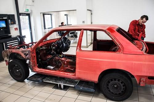 Schmiedmann BMW M3 E30 EVO2 9748