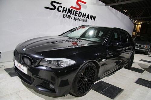 Schmiedmann Sweden BMW F11 520D N47T
