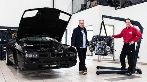 Schmiedmann BMW 850Csi E31 V12