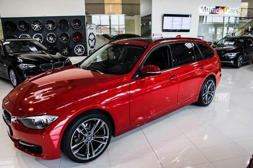 Schmiedmann Munich Cars BMW F31 318D 0691