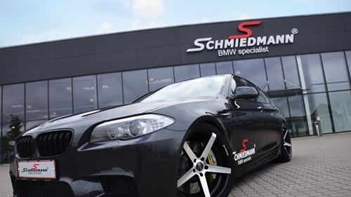 2400X1350 Bmw F10 550I Schmiedmann S5 Rebuild 13