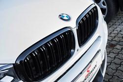 Schmiedmann BMW X5 F15 Frontspoilerlip Carbon 8826