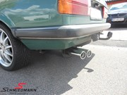 Bmw E30 Exhaust Change03