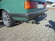 Bmw E30 Exhaust Change16