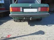 Bmw E30 Exhaust Change17