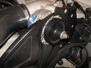 Bmw E93 M3 Ess Change Belt Pully 01