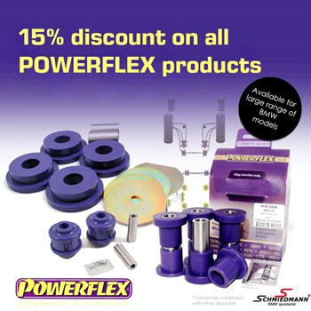 schmiedmann offer 10% powerflex