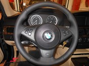 Bmw E60 545I M Tech Steering Wheel 04