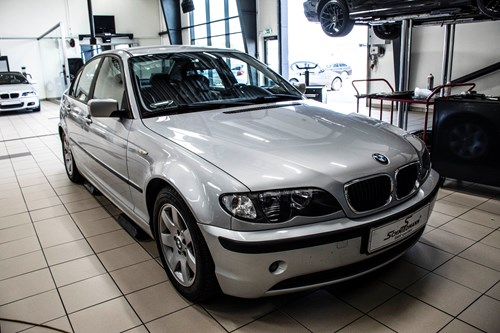 Schmiedmann BMW E46 Multifunktionsrat Fra Nordborg