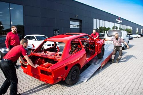 Schmiedmann BMW M3 E30 EVO2 Is Back 6