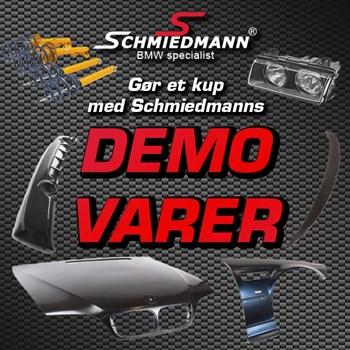 Demo varer - Schmiedmann